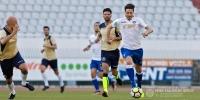 Hajduk i Macron remizirali u prijateljskoj utakmici