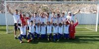 Mlađi pioniri II i dopunska selekcija početnika osvojili turnire u Vodicama i Drnišu