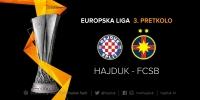 Hajduk u 3. prekolu Europske lige protiv FCSB