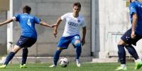 Hajduk II na generalci u Šibeniku
