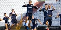 Bijeli odradili posljednji trening na Poljudu uoči derbija s Dinamom