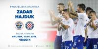Prijateljska utakmica: Bijeli stižu u Zadar!