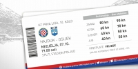 Tickets for Hajduk vs Osijek now on sale