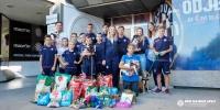 """Humanitarna akcija: Hajdukovci za """"čupave prijatelje"""""""
