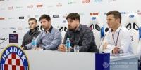Konferencija za medije udruge Naš Hajduk