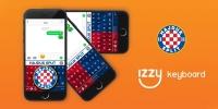 Hajduk Izzy tipkovnica ponovno dostupna na App i Play storeu