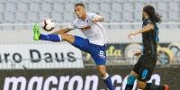 Jradi odigrao cijelu utakmicu za A reprezentaciju Libanona u remiju s Uzbekistanom
