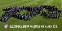 U prodaji kalendar Hajdukove Akademije za 2019. godinu!