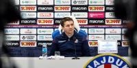 Coach Oreščanin ahead of Rijeka - Hajduk