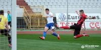 Hajduku II i Kustošiji po bod