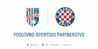 Hajduk and Neretva sign Agreement on business and sports cooperation