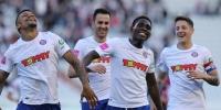 Hajduk - Rijeka 4:0