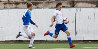Polufinale pionirskog Kupa Hajduk-Rijeka