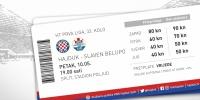 U prodaji ulaznice za utakmicu Hajduk - Slaven Belupo