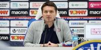 Konferencija za medije trenera Oreščanina uoči Hajduk - Slaven Belupo
