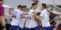 Split: Hajduk - Slaven B. 2:0