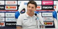Coach Oreščanin's pre-season press conference