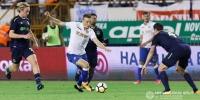 Franko Kovačević no longer a Hajduk player