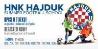 Domagoj Bradarić poziva na HNK Hajduk Summer Football School