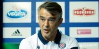 Konferencija za medije trenera Burića nakon utakmice u Koprivnici