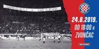 Pod bijelim barjakom: U subotu na Zvončacu veliko druženje navijača Hajduka