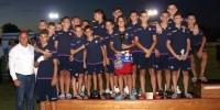 Pioniri II osvojili treće mjesto na turniru Međimurec 2019.