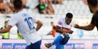 Five Hajduk players travelling to Osijek with two accumulated cautions