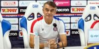 Konferencija za medije trenera Burića uoči derbija s Dinamom