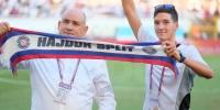 Franko Grgić poseban gost HNK Hajduk na derbiju