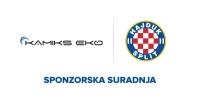 Hajduk potpisao sponzorsku suradnju s tvrtkom Kamiks Eko