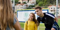 Hajduk on Brač: It's easier to work hard with such love and support