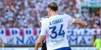 Four Hajduk's first team players on international duty