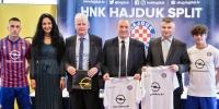 Hajduk and PSC Dalmacija agreed a sponsorship