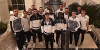 Hajduk arriived to Turkey for a winter training camp in Belek