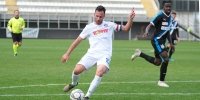Hajduk drew the first international friendly game in Belek