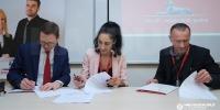 HNK Hajduk i Visoka škola Aspira potpisali ugovor o suradnji