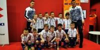 Mlađi pioniri II i mlađi početnici II osvojili Bumbar kup 2020. u Varaždinu