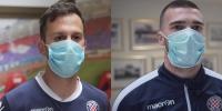 Pogledajte razgovor s kapetanom Mijom Caktašem i Nihadom Mujakićem