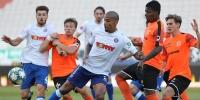 Split: Hajduk - Varaždin 2-3