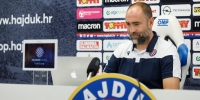 Trener Tudor uoči utakmice Lokomotiva - Hajduk