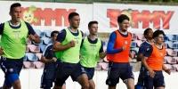 Bijeli krenuli prema Zagrebu: Trener Tudor na put poveo 21 igrača