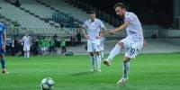 Kapetan Mijo Caktaš poslije susreta Lokomotiva - Hajduk
