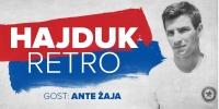 Hajduk Retro #1: Ante Žaja