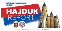 Hajduk Report uoči dvoboja Gorica - Hajduk