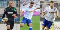Josip Bašić, Stipe Vučur i Goran Blažević od danas više nisu igrači Hajduka