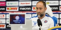 Trener Tudor uoči utakmice Hajduk - Osijek
