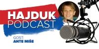 Hajduk Podcast #11   Gost: Ante Miše večeras u 20:15 sati