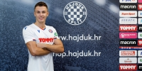 Jani Atanasov novi je igrač Hajduka!