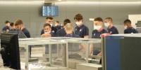 Nogometaši Hajduka stigli u Skoplje