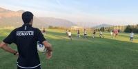 Selekcijska utakmica mlađih kategorija u Ćilipima